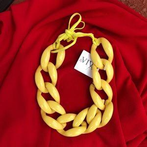 Maxi chain necklace